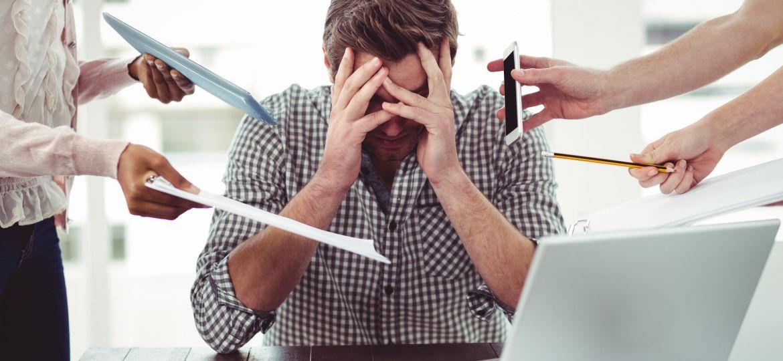 BIO CBD kapljice in stres